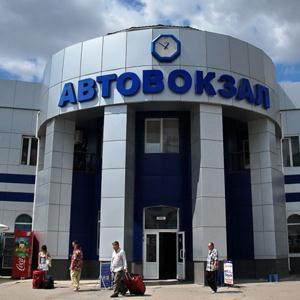 Автовокзалы Спасского