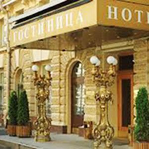 Гостиницы Спасского