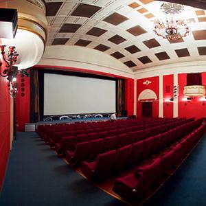 Кинотеатры Спасского