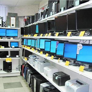 Компьютерные магазины Спасского