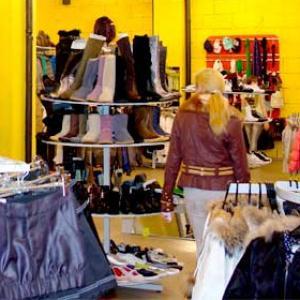 Магазины одежды и обуви Спасского