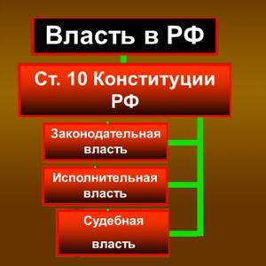 Органы власти Спасского