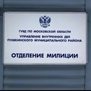 Отделения полиции Спасского