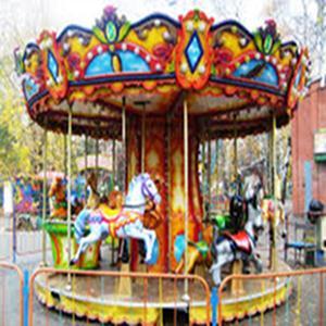 Парки культуры и отдыха Спасского
