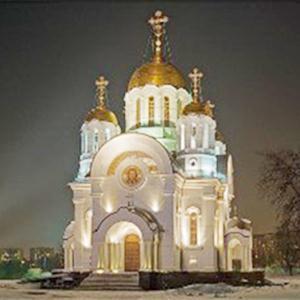 Религиозные учреждения Спасского