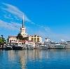 Речные и морские вокзалы в Спасском
