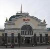 Железнодорожные вокзалы в Спасском