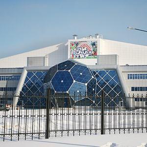 Спортивные комплексы Спасского