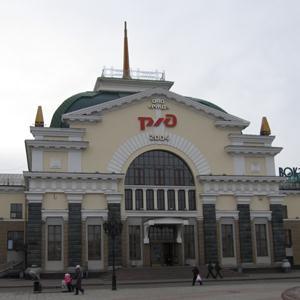 Железнодорожные вокзалы Спасского